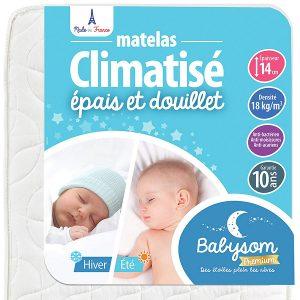 Babysom con aire acondicionado