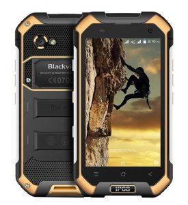 Blackview BV6000S 2 GB de RAM
