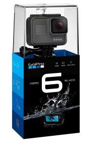 GoPro HERO6 Negro