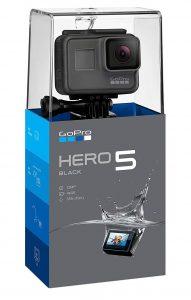 GoPro Hero 5 Negro