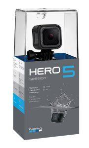 Sesión de GoPro Hero 5