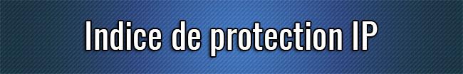Clase de protección IP
