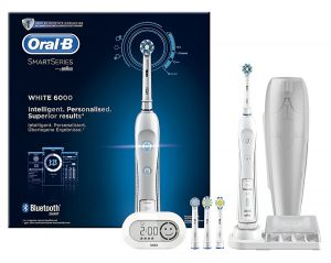 Oral-B Smart Series White 6000