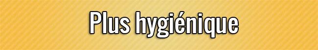 Más higiénico