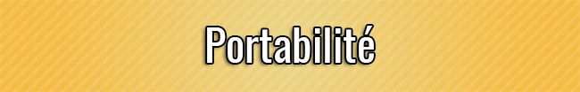 Portabilité