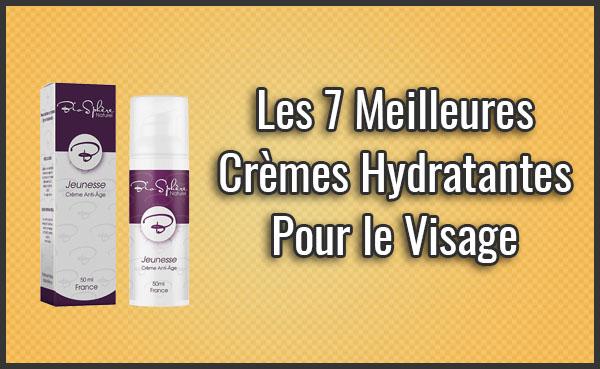 meilleure-crème-hydratante