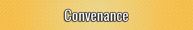 Convenance