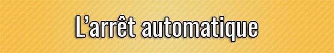 Apagado automático