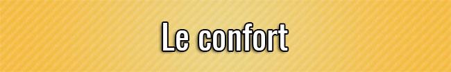 Le confort
