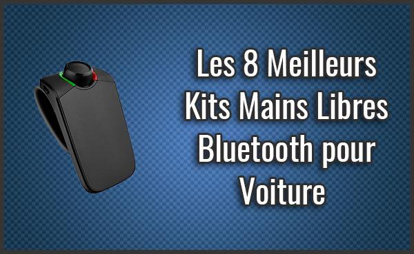 comparatif des 8 meilleurs kits mains libres bluetooth pour voiture janvier 2019. Black Bedroom Furniture Sets. Home Design Ideas