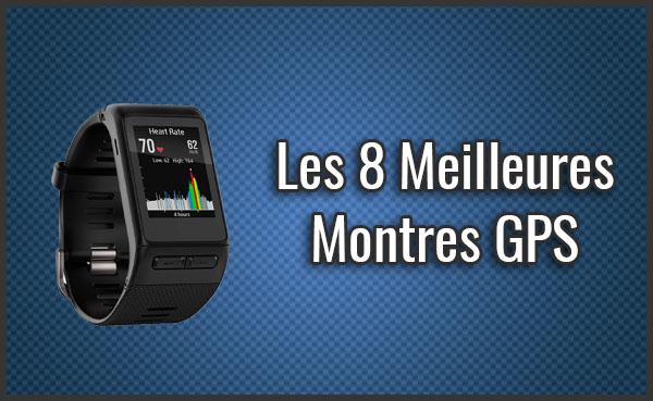 Braderie réputation fiable comment acheter Comparatif des 8 Meilleures Montres GPS - Test, Avis ...