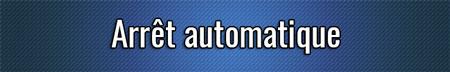Apagado automatico