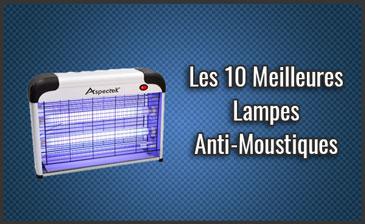Quel est la Meilleure Lampe Anti-Moustique ? - Electriques et Efficaces, Comparatif, Test, Avis (Octobre 2019)