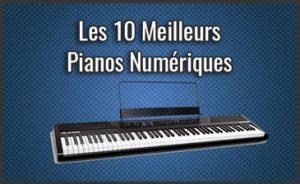 Quel est le Meilleur Piano Numérique ? – Pour Pro et Débutants, Comparatif, Test (Janvier 2019)