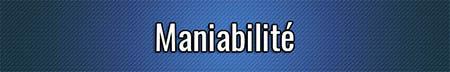 Maniabilité