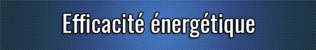 Efficacité-énergétique