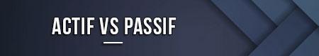 Activo vs pasivo