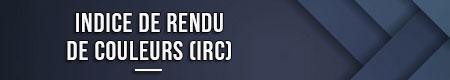 índice de reproducción de color (CRI)