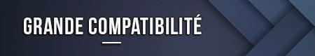 gran compatibilidad