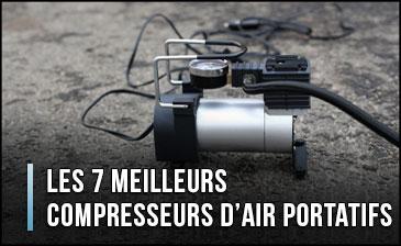 mejor compresor de aire portátil