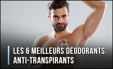 mejor desodorante antitranspirante
