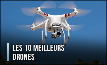 Quel est le Meilleur Drone ? - Comparatif, Test, Avis (Janvier 2020)