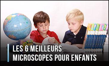 el mejor microscopio para niños