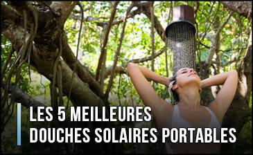 la mejor ducha solar portátil