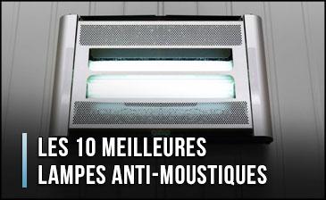 Quel est la Meilleure Lampe Anti-Moustique ? - Electriques et Efficaces, Comparatif, Test, Avis (Janvier 2020)