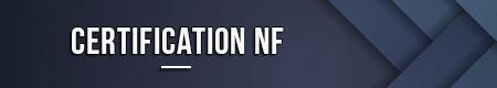 Certificación NF