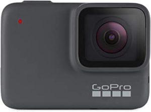 GoPro Hero 7 Plata