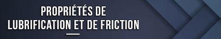 Propiedades de lubricación y fricción