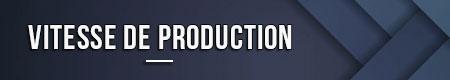 Velocidad de producción