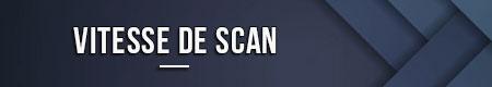 Velocidad de escaneo