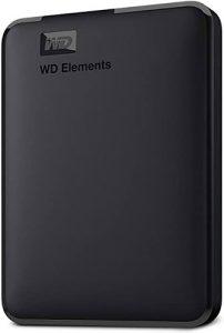 Western Digital WDBUZG0010BBK-WESN