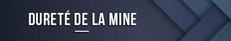 Dureza de la mina