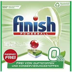Finish Powerball 0%