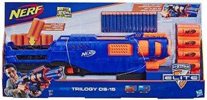 Trilogía Nerf Elite DS-15