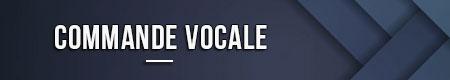 Comando de voz