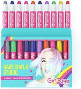 GirlZone - Tiza para el cabello lavable