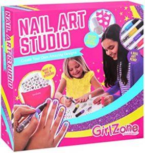 GirlZone - Estudio de arte de uñas