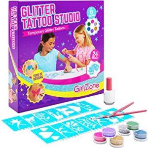 GirlZone - Tatuaje temporal