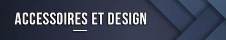 Accesorios y diseño