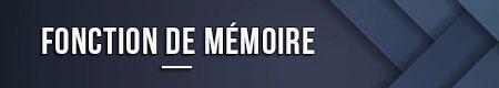 Función de memoria