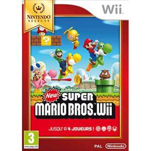 Nuevo Super Mario Bros Wii