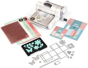 Kit de inicio Sizzix Big Shot Plus