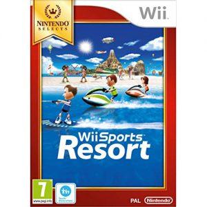 Complejo deportivo Wii